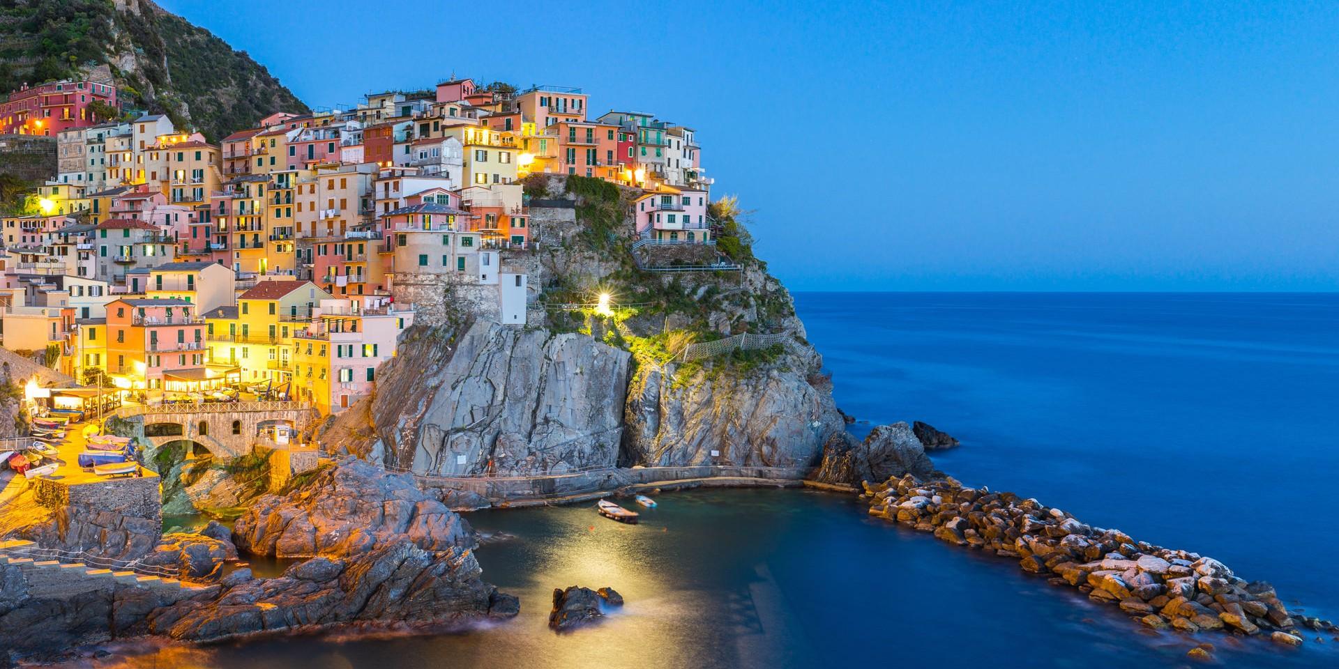 Le bellezze storiche e naturali delle Cinque Terre